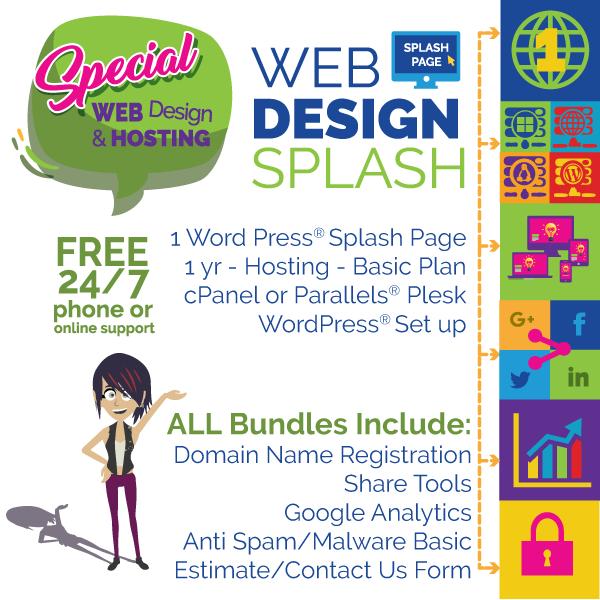 bright idea graphics-webdesign-splash-1pageback