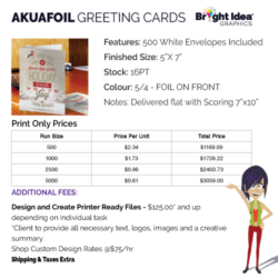 bright-idea-graphics-greeting-cards-akuafoil-prices