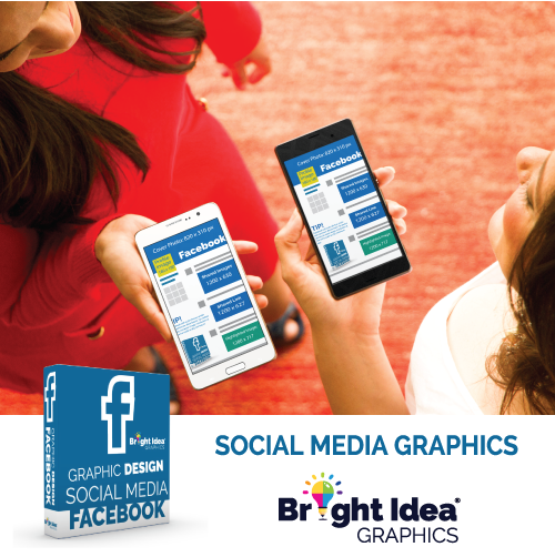 bright idea graphics social media
