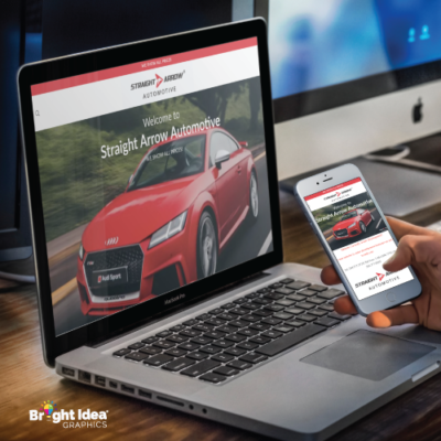 straitarrow-automotive-website